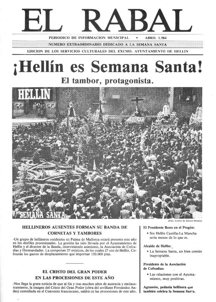 El Rabal - Abril 1984