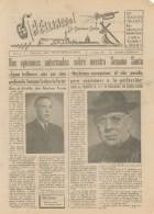 ¡Hellinero! La Semana Santa - Hoja informativa de Semana Santa - 1950 - n1