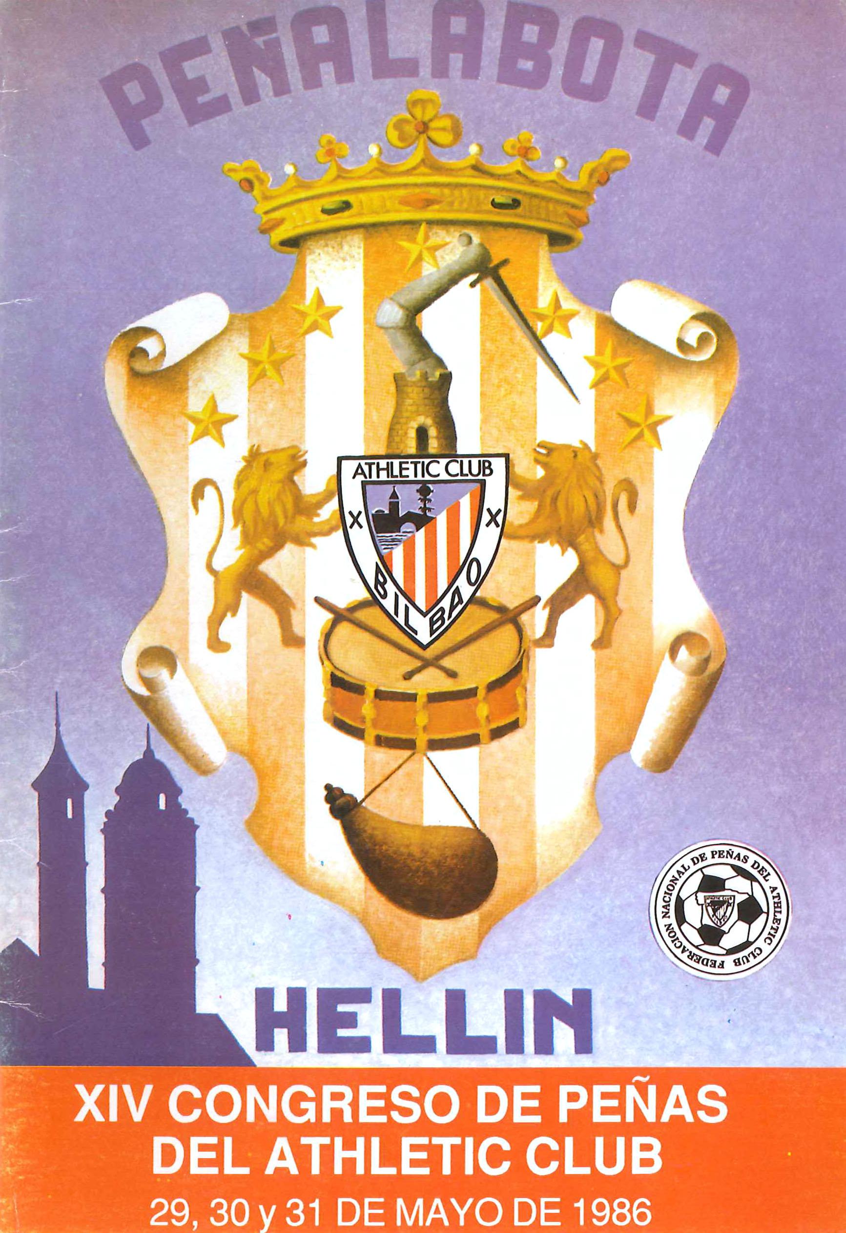 XIV Congreso de Peñas del Athletic Club de Bilbao
