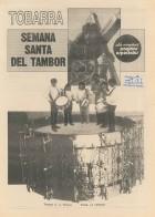 Semana Santa de Tobarra - 1987
