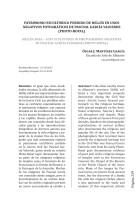 Patrimonio escultórico perdido de Hellín en unos negativos fotográficos de Pascual García Valverde (Photo-Royal)