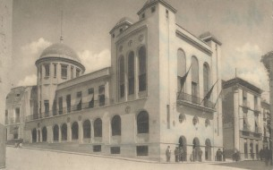 Ayuntamiento de Hellín en 1951