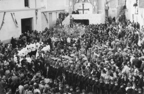 Coronación de la Inmaculada de Fernández Andes