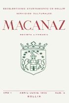 Macanaz 2 - abril junio 1952