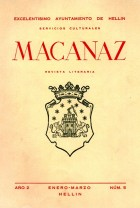 Macanaz 5 - enero marzo 1953