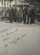 Actuación Orquesta los Ibéricos en las Pistas Monterrey
