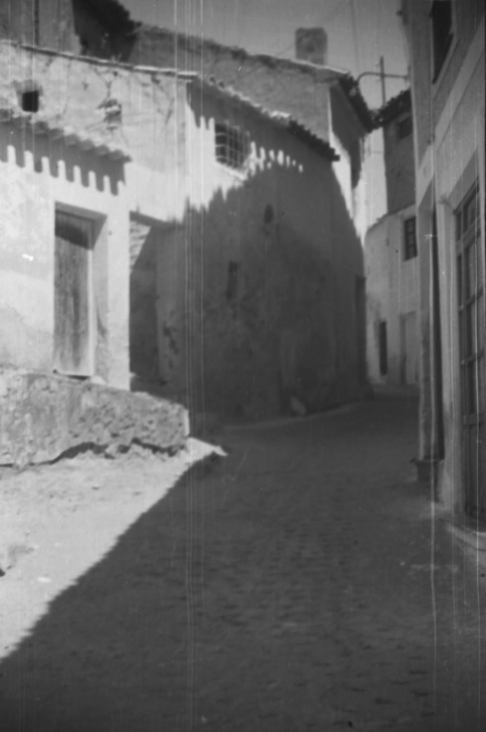Calle Barrionuevo