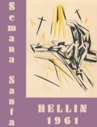Revista de la Semana Santa de Hellín 1961