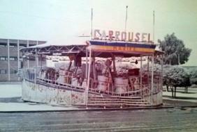 Carrousel Marife en el recinto ferial